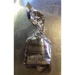 Chocolat praliné aux éclats de noisette sans sucres au maltitol